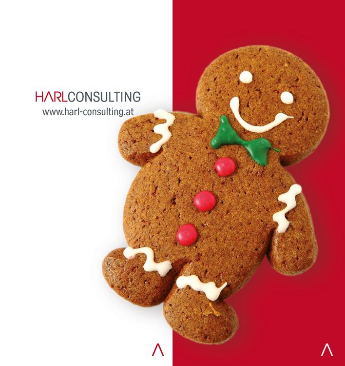 Weihnachtskarte Vorderseite
